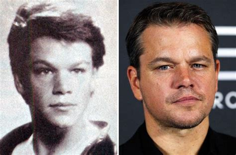matt damon then and now 223 best now then images on
