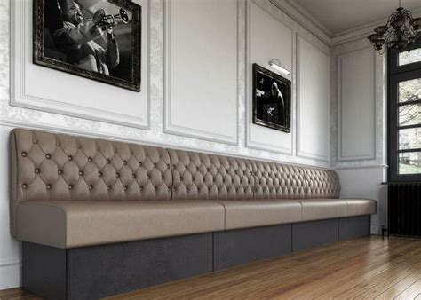 Modern Dining Banquette by Banquette Seating How To Build Banquette Seating Fixed