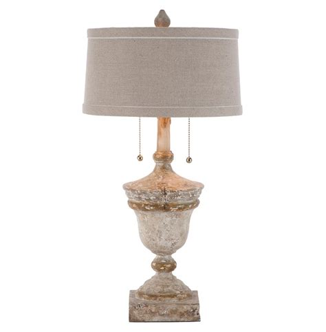 French Country Table Lamps - namur gold french country architectural fragment table lamp kathy kuo home
