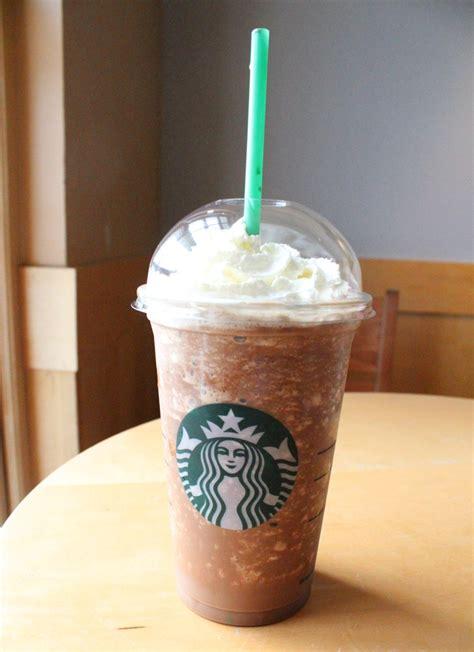Coffee Frappuccino peppermint mocha frappuccino