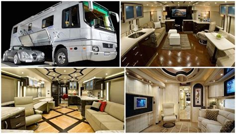 Trailer Homes Interior 7 Outrageously Expensive Motorhomes People Actually Buy