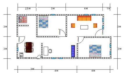 desain interior rumah minimalis ukuran 6x12 desain rumah minimalis ukuran 5 x 11
