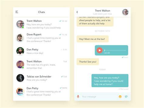 home design app add friends user interface design inspiration 40 ui design exles