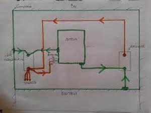 montage coupe circuit kzj 73 avec 2 batteries