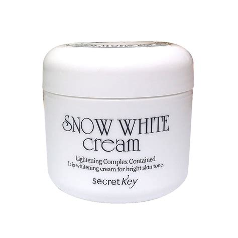 Secret Key Snow White 50g Murah secret key snow white 50g free gifts ebay
