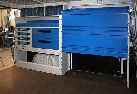 scaffali per furgoni usati nuovo allestimento per il furgone ducato usato