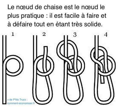 les 25 meilleures id 233 es concernant comment faire un noeud