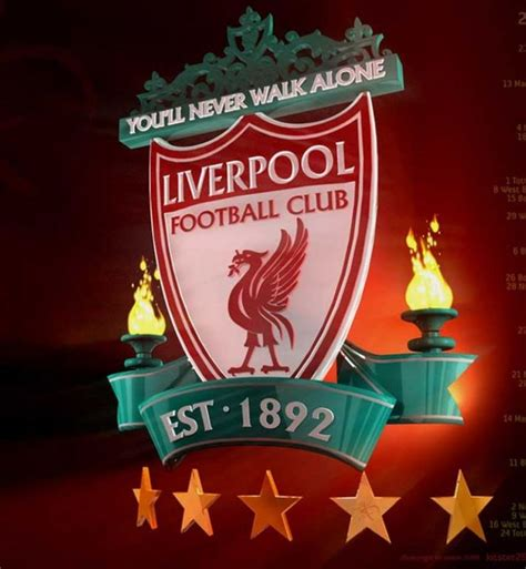 3d Liverpool liverpool fc logo 3d logo brands for free hd 3d