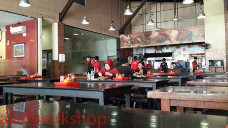 dapur coklat cabang bintaro tempe goreng alief workshop