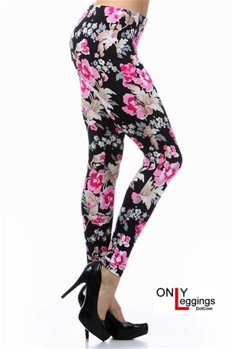 Rich Cotton Legging Flowers Rainbow 24 best tights and images on tights hose and fashion