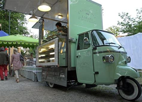 Mobil Up Piaggio Ape Mini ape california bakery jpg mssq carts