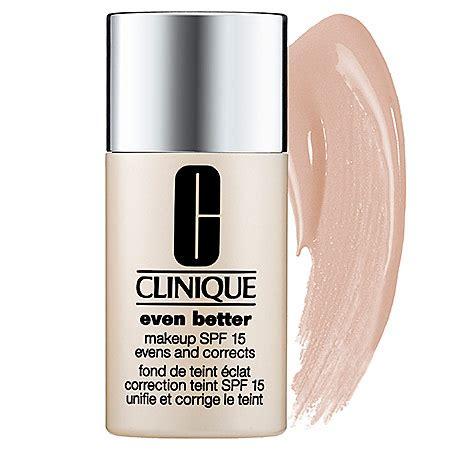 clinique even better makeup color chart even better makeup spf 15 clinique sephora