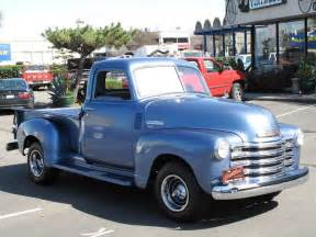 1950s Chevrolet Truck 1950 Chevrolet Truck For Sale Contact Dusty Cars
