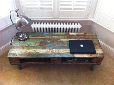 vintage pallet coffee table pallet coffee table with reclaimed steel legs vintage