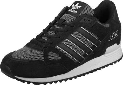 adidas zx 750 shoes black white