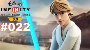 Disney Infinity Luke Skywalker Disney Infinity 3 0 022 Luke Skywalker Let S Play St