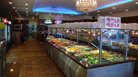 Buffet Picture Of Manna S Soul Food Restaurant New York Soul Food Buffets