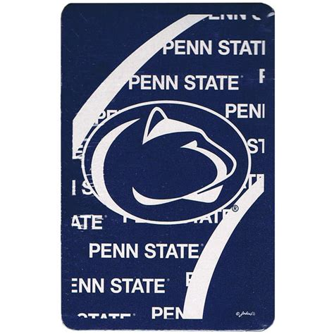 Penn State Student Card Template by Student Book Store Penn State Cards Quot Psnl Alogo Quot