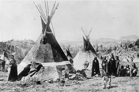 the great basin indian tribes dwelling and home file shoshoni tipis jpg wikimedia commons