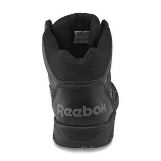 wide high top basketball shoes reebok s royal bb4500 leather high top basketball shoe
