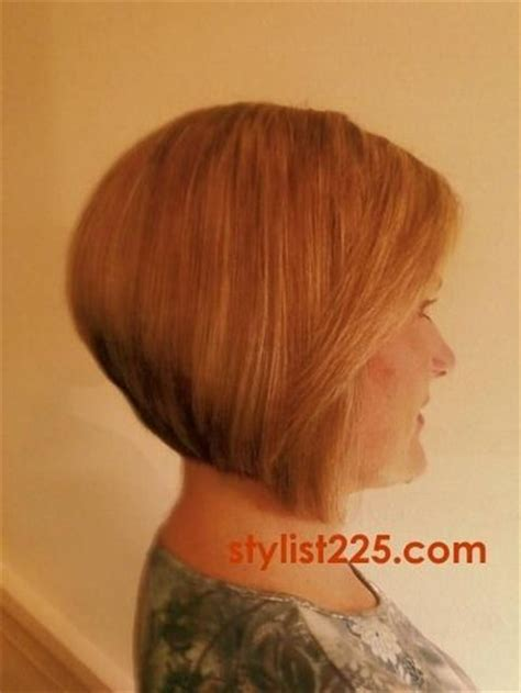 graduated a line bob front view image detail for below chin graduated a line bob haircut