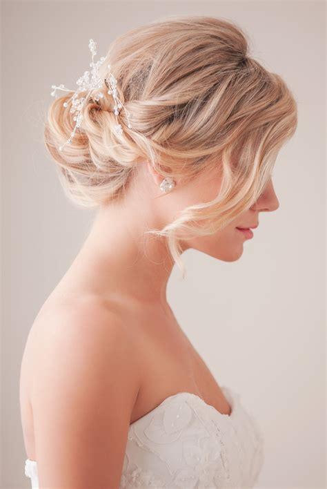 bridal hair tutorial wedding inspiration 100 layer cake