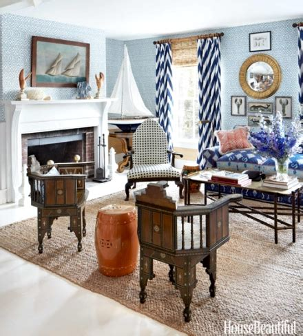 Junk Gypsy Home Decor new england nautical style living rooms completely coastal