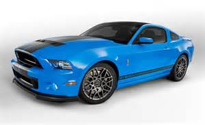 2013 Ford Shelby Gt500 Car And Driver