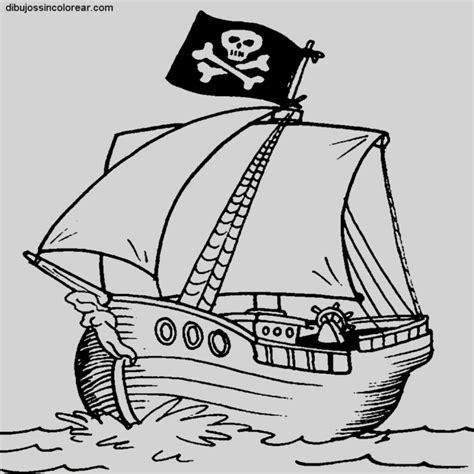 dibujo barco mar barco para colorear nico dibujos de barcos en el mar