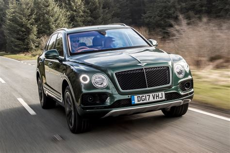 bentley bentayga bentley bentayga diesel review continent crossing