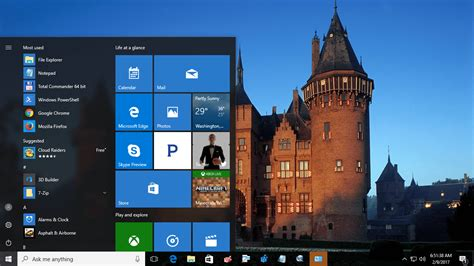 microsoft themes castles castles of europe theme for windows 10 8 and 7