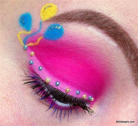 Eyeshadow Viva Seri D my pony series pinkie pie makeup d glittergirlc