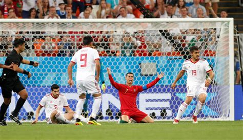 World Cup Portugal portugal fights iran to advance in world cup the new