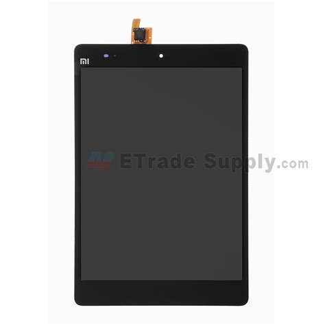 xiaomi logo black xiaomi mi pad 7 9 lcd screen and digitizer assembly black
