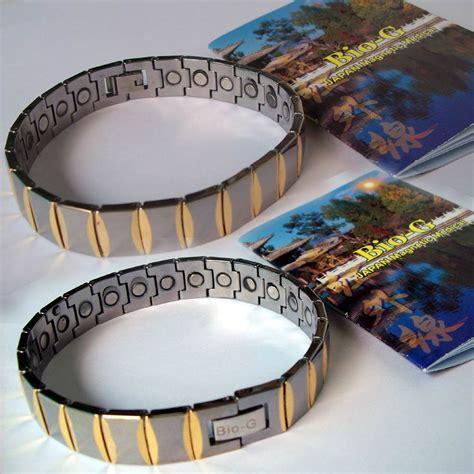 Gelang Terapi Magnet jual bio g gelang magnetik 100 asli