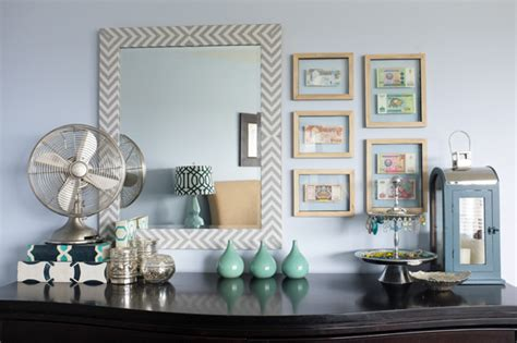 How To Style A Dresser Top by How To Style A Dresser Teal And Lime By Jackie Hernandez