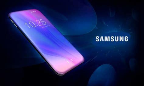 Samsung Zero by Samsung Working On True Zero Bezel Smartphone Display