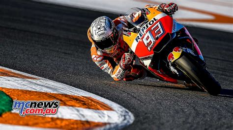 test valencia motogp motogp riders reflect on valencia motogp test mcnews au