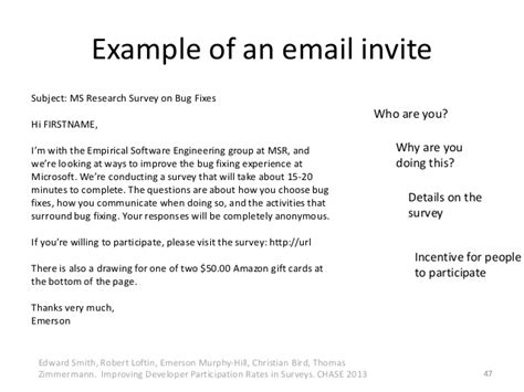 Inviting Employees For Team Building Sle Email Just B Cause Team Building Email Template