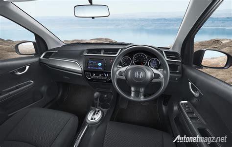 V Interiors by Foto Resmi Interior Honda Br V Sudah Disebar Apa Pendapatmu
