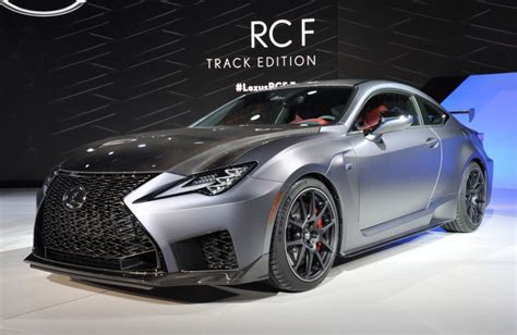 2020 Lexus Rcf Horsepower by 2020 Lexus Rc F Track Edition Is Virtually The Last Of Its
