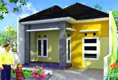 warna cat rumah sederhana tapi elegan terbaru