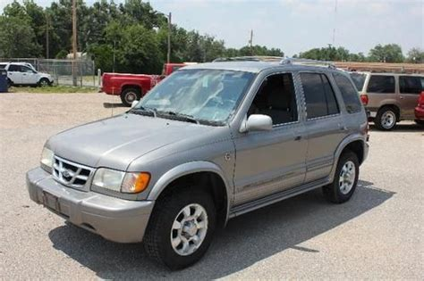 how to sell used cars 2001 kia sportage electronic throttle control sell used 2001 kia sportage needs tlc no reserve auction