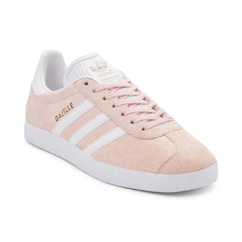 adidas womens athletic shoes womens adidas gazelle athletic shoe pink 436233