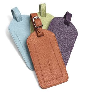 8 Travel Accessories I Cant Resist by Handmade Leather Luggage Tags 8 Travel Accessories I Can T