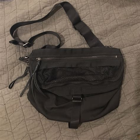 lululemon go lightly crossbody bag lululemon athletica rare lululemon go lightly cross body