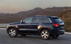 2011 jeep grand drive truck trend