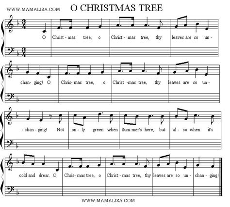 christmas tree songs for kids oh tree song lyrics b