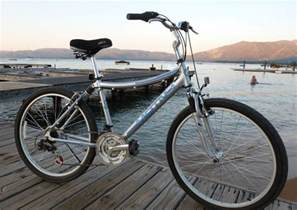 Comfort Bike Vs Mountain Bike by Best Comfort Bikes Best Enthusiast