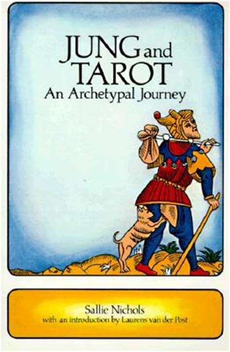 tarot tracker a year journey books jung and tarot an archetypal journey by sallie nichols